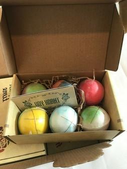 24 Organic & Natural Bath Bombs, Handmade Bubble Bath Bomb G