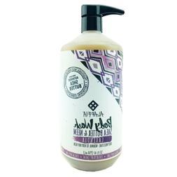 Alaffia EveryDay Shea Moisturizing Shea Shampoo Body Wash La