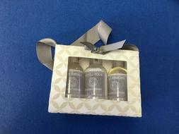 Bath & Body 3-piece set:  Vanilla Coconut shower gel, body l