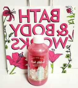 BATH & BODY WORKS Crystal Candy Rose Bubble Bath, 8 Fl Oz, N