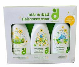Babyganics Bath and Skin Care Essentials Kit