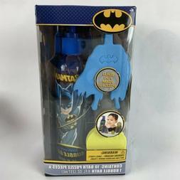 Batman Bath Set 3D Bath Puzzles And Bubble Bath New  DC Comi