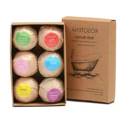 Bombs Bubble Bath Salts Ball Natural Ingredients Essential O