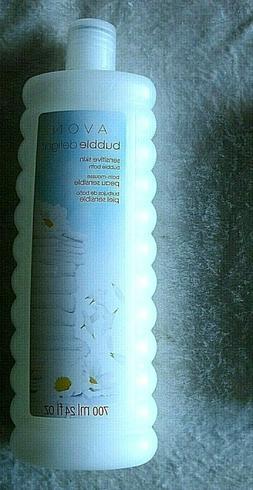 Bubble Bath Avon - Sensitive- Bubbles Gentle Mild & Dermatol