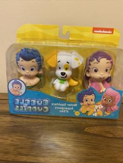 Bubble Guppies Water Squirters Bath Toys Gil Oona Bubble Pup