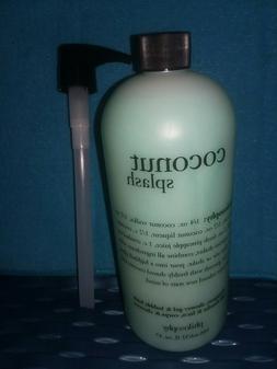 Philosophy Coconut Splash Shower Gel & Bubble Bath JUMBO 32