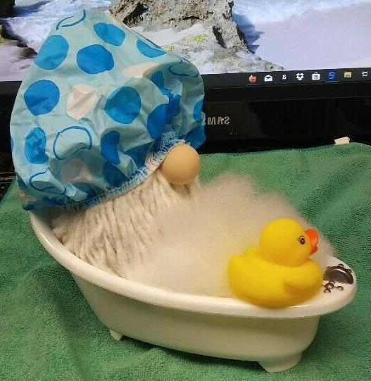 HANDMADE BATH GNOME