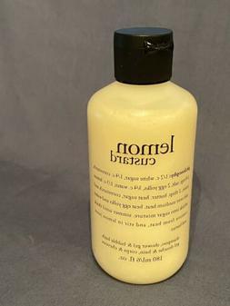 Philosophy Lemon Custard Shampoo, Shower Gel, Bubble Bath  6