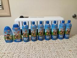 Lot 9 Nickelodeon PAW PATROL Body Wash- 2-In-1 Shampoo-Bubbl