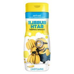Minions Bubble Bath Banana Scented