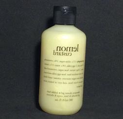 NEW Philosophy ~LEMON CUSTARD~ Shampoo, Shower Gel, &  Bubbl