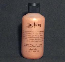 NEW Philosophy ~PRALINE CRUNCH~ Shampoo, Shower Gel, Bubble