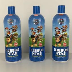 Nickelodeon Paw Patrol Bubble Bath with Vitamin E