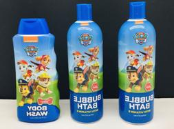 Paw Patrol~Nickelodeon~  Bubble Bath~ Body Wash~ Pup Pup Ber