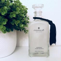 PECKSNIFF'S England GARDENIA & WHITE PEACH Luxury Bath Soak,