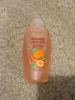 Avon Sense Bubble Bath Fresh Peach 1.7 Oz Travel Size Discon