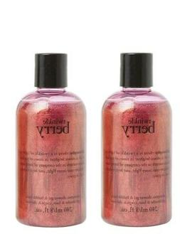 twinkle berry shampoo shower gel and bubble